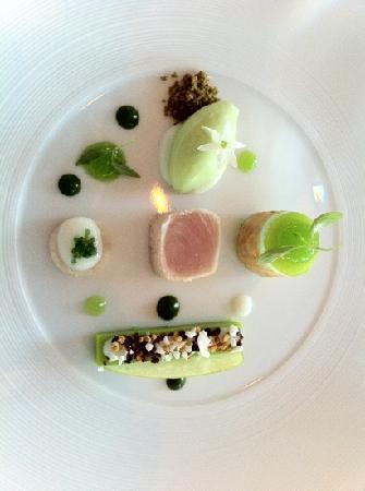Gourmetrestaurant Schwarzenstein: prova di autore 2