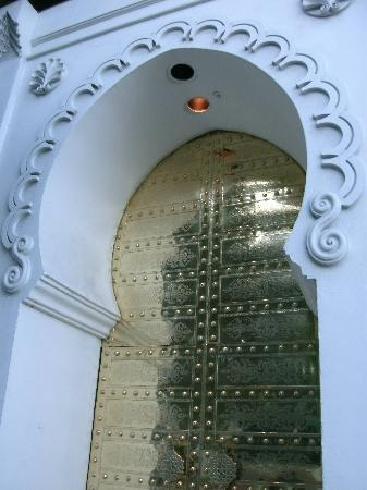 Dar Maghreb: Front Entrance Door