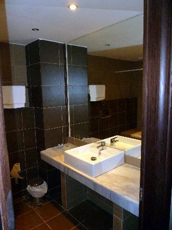 Limenaria, Griechenland: Bathroom
