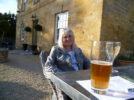 The Seagrave Arms: nice outdoor area