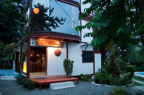 La Casa del Mango Entrada