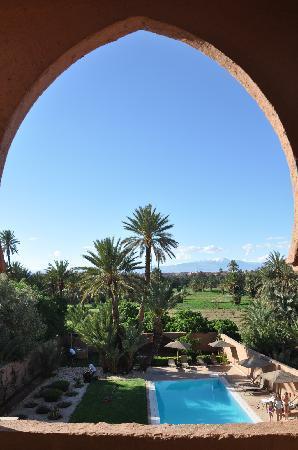 Dar Chamaa: Camera Superior - Vista dal balcone