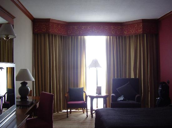 Empress Hotel Curtains Worked Like Blackout
