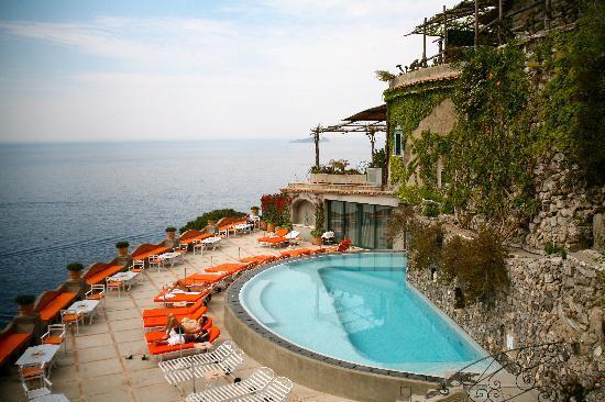 Il San Pietro di Positano: pool