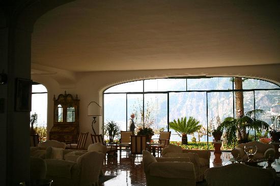 Il San Pietro di Positano: lobby