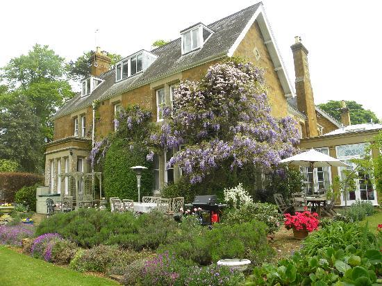 Uplands House: The home and gardens