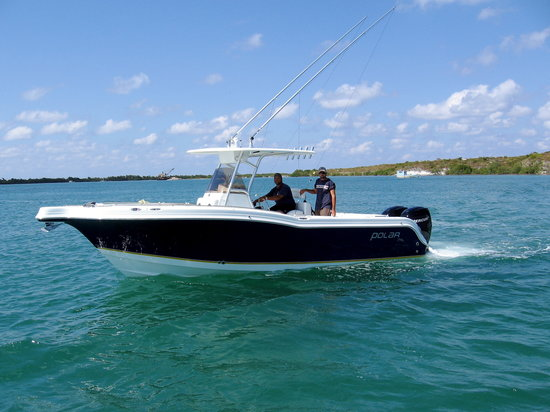 Screaming Reels Fishing Charters: Sport 27 foot Center Console for Fishing & Play