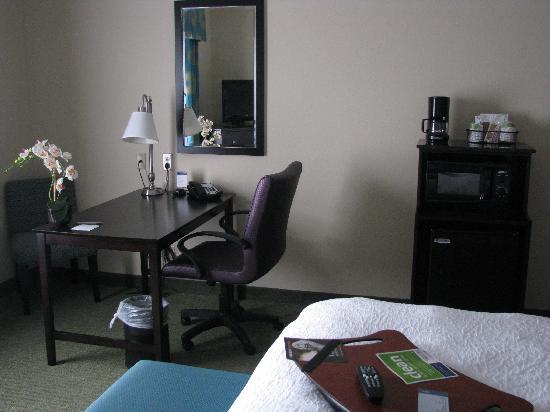 Hampton Inn Richmond South: Room 102