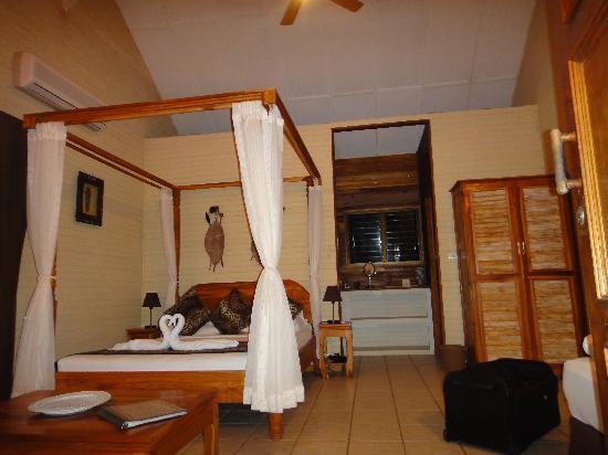 Hotel Moana: My nice room
