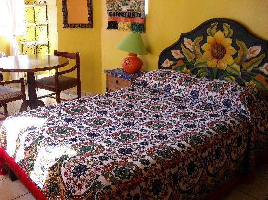 Casa Malitsin: recamara teatro juarez