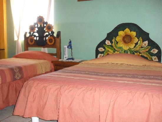 Casa Malitsin: recamara plaza baratillo #5