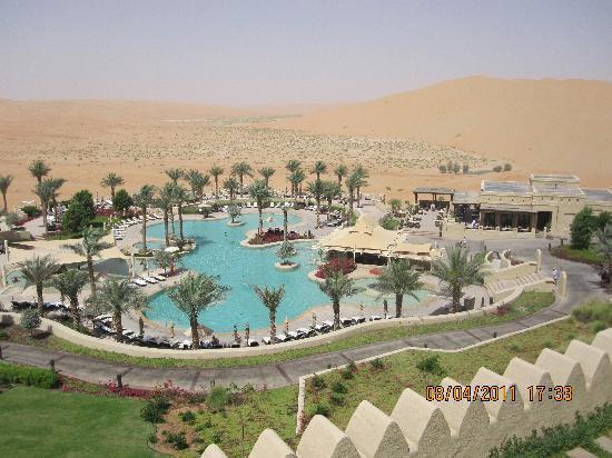 Qasr Al Sarab Desert Resort by Anantara: Royal pavilions