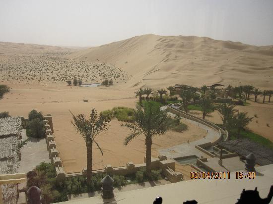 Qasr Al Sarab Desert Resort by Anantara : The Dunes