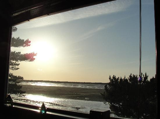 Baywood Shores Bed & Breakfast: The beautiful view