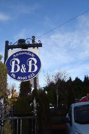 Annandale Bed & Breakfast: B&B
