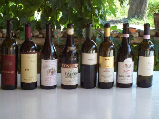Casa di Maio: great barolos