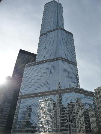 Trump International Hotel & Tower Chicago: la Trump tower