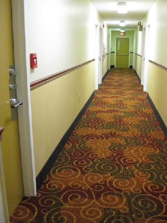 Cocoa Country Inn at Hershey: Corridors