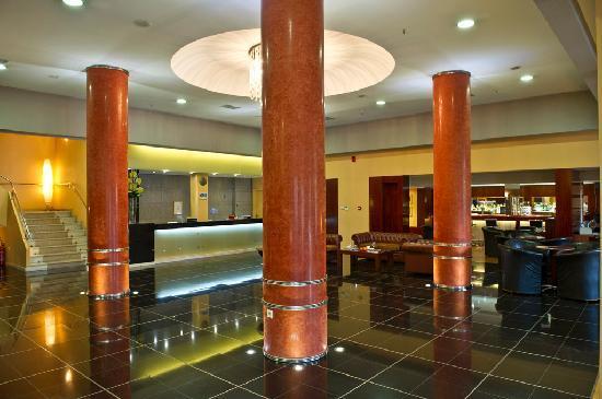 Congo Palace Hotel: lobby