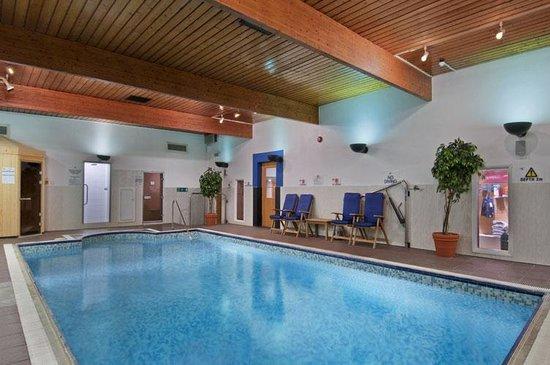 Hilton Warwick / Stratford-upon-Avon: Pool