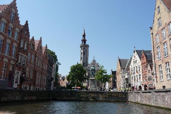 Charming Brugge: Brügge - Jan van Eyck Platz