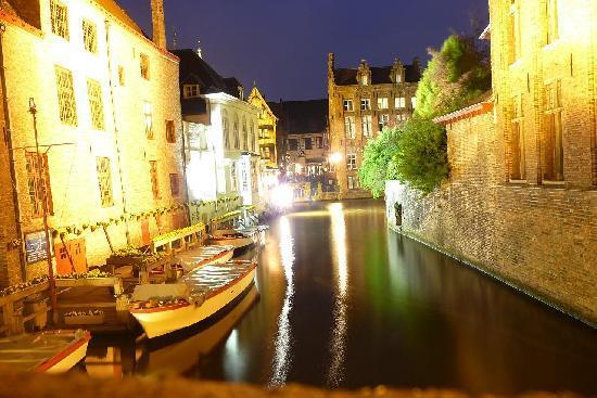 Charming Brugge: Brügge bei Nacht