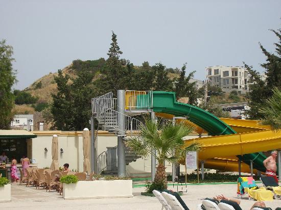 Labranda TMT Bodrum Resort : coin des enfants