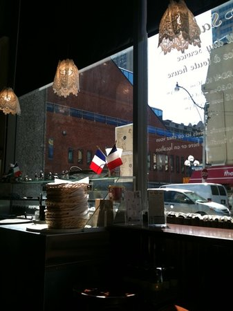 Photo of French Restaurant Crepes a GoGo at 18 Yorkville Ave, Toronto, Canada