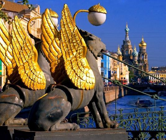 provided by St. Petersburg