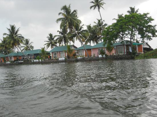Riverine Resort: