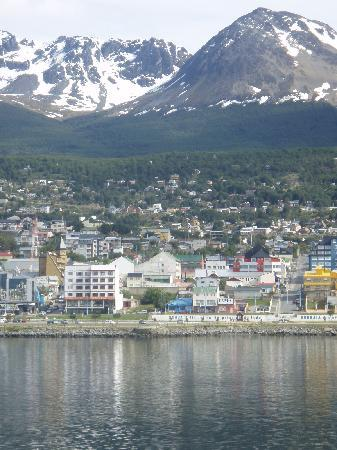 Ushuaia, Argentyna: Beautiful place, Great food