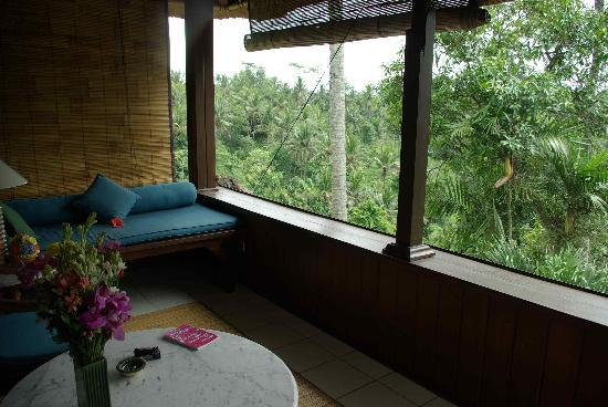 Alam Indah: View from Hibiscus Room