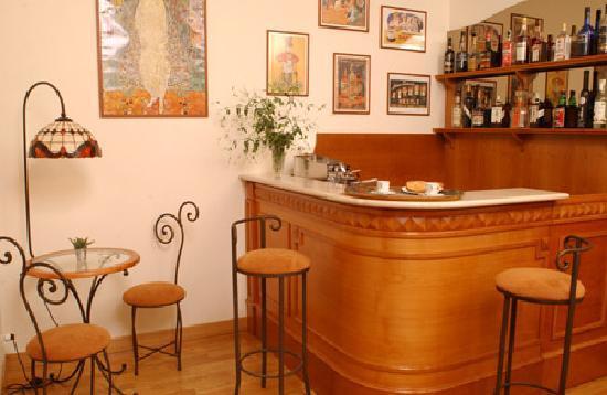 Il Gattopardo Relais: breakfast room/ bar sala colazione/ bar