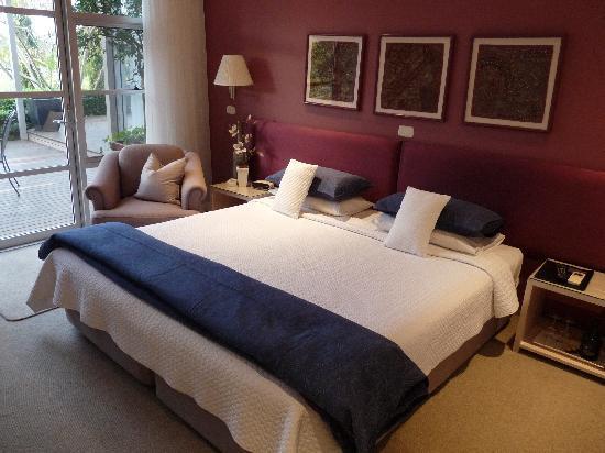 Hunter Valley Cooperage Bed & Breakfast : Chardonnay Room
