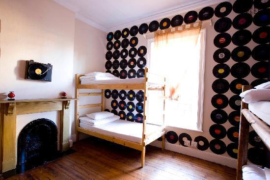 33 ساوث باكباكرز: The District 6 - 6-bed dormitory