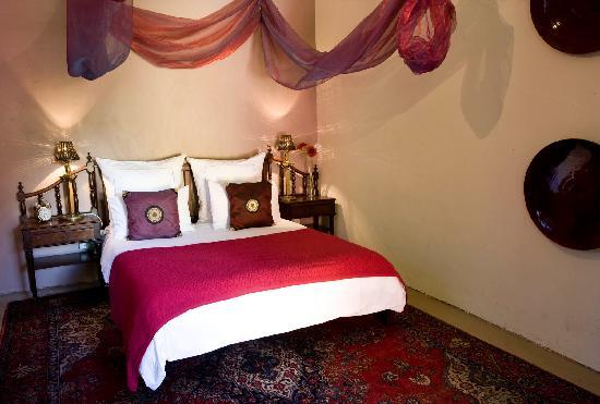 33 South Boutique Backpackers: The Bokaap private room