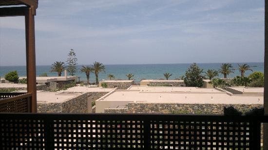 SENTIDO Blue Sea Beach : vue sur mer