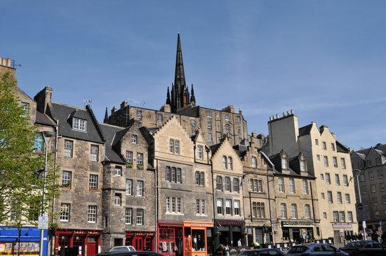 Explora Escocia: Edinburgh