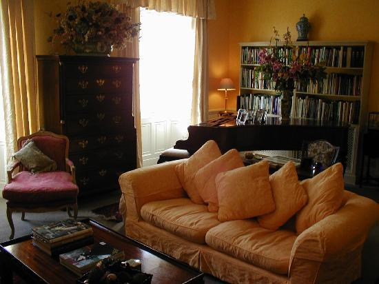 Kilmichael Country House Hotel: The Yellow Drawing Room