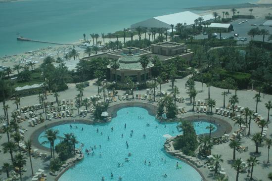 Atlantis, The Palm: Vue d'une chambre