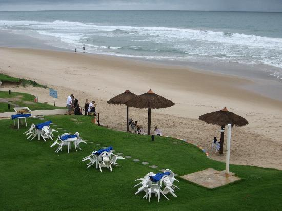 Prodigy Beach Resort Marupiara: VISTA MARAVILHOSA