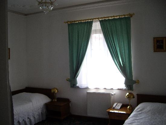 Gold Hotel: 宿泊した部屋