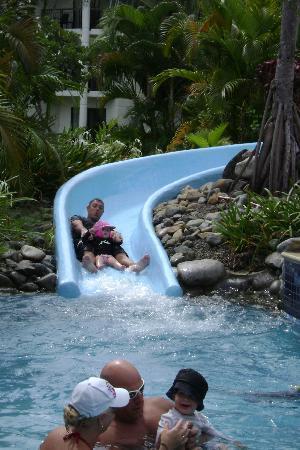 Sofitel Fiji Resort & Spa: slide