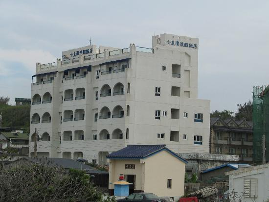hotel bayview from afar