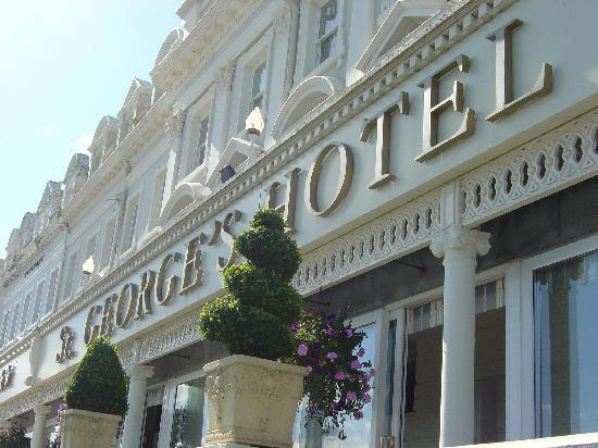 St. George's Hotel: Visit Wales Gold Awarded 4 Star Hotel