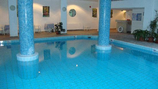 Forest Park Hotel: The indoor swimming pool