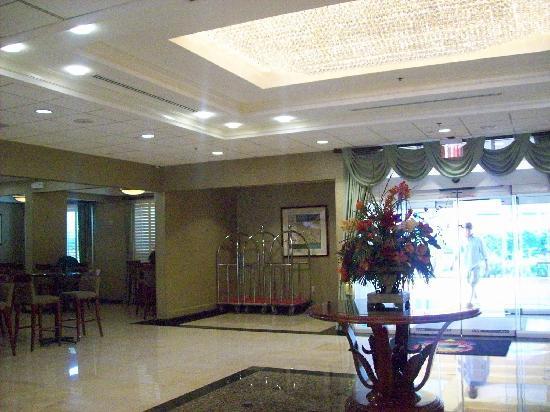 Radisson Hotel Orlando - Lake Buena Vista: el hall