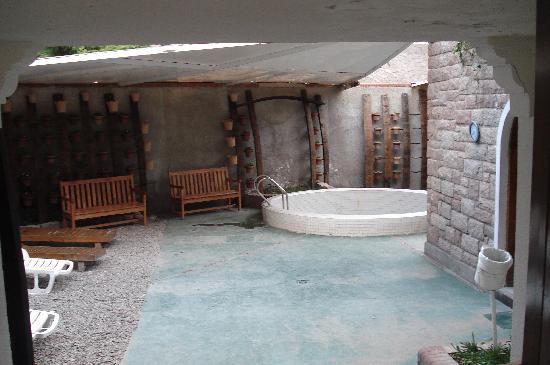 Hotel & Spa Termas Cacheuta: baños termales