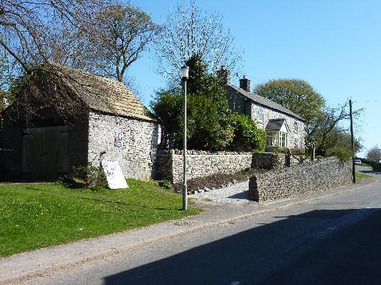 Litton Mill, UK: Ashleigh B&B, Litton, near Tidewsell