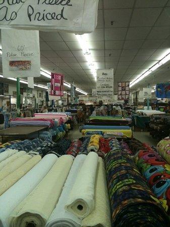 Mary Jo's Cloth Store: calico